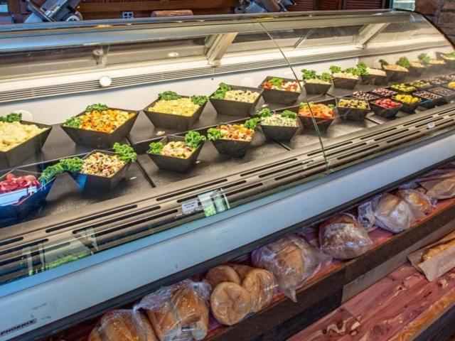 Cinders gourmet market daily prepared foods.