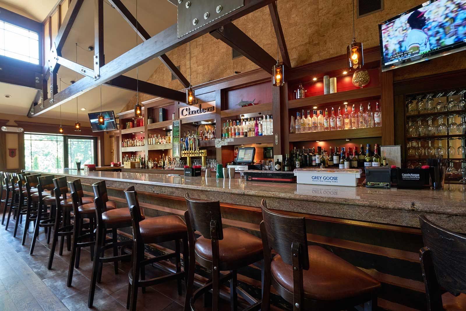 Cinders Bar